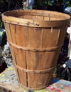 bushel- basket