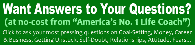 free life coaching answers - banner